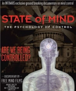 State of Mind Psychology of Control Infowars Magazine Ad pg 56 issue X